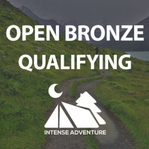 Open Bronze Qualifying
