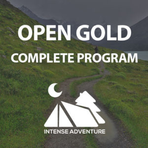 Open Gold Complete Program