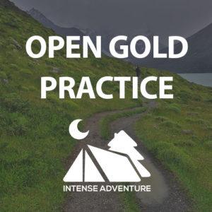 Open Gold Practice