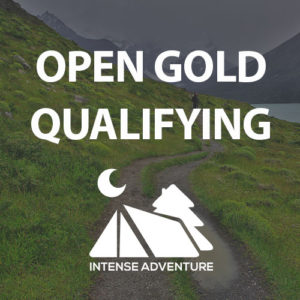 Open Gold Qualifying
